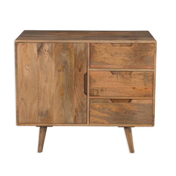 Contemporary Mango Small Sideboard