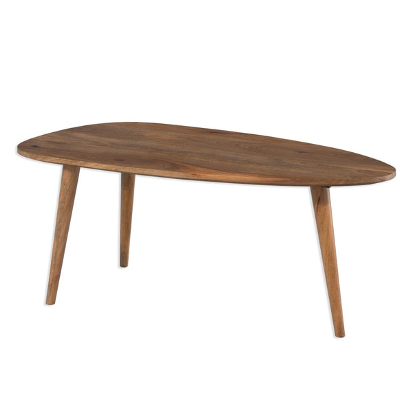 Contemporary Mango Coffee Table