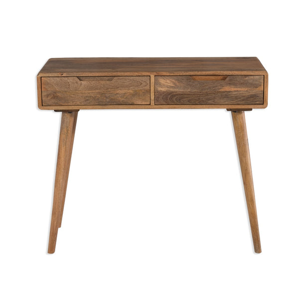 Contemporary Mango Console Table
