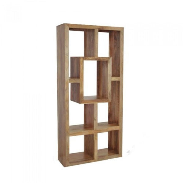 178x90x35.5cm Display cabinet Mango Wood