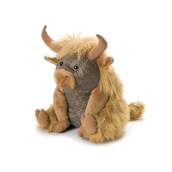 Angus the Highland Cow Doorstop