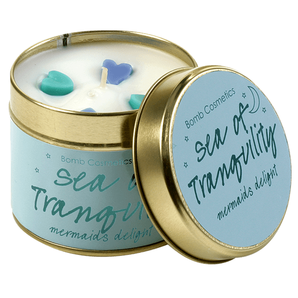Sea of Tranquility Scented Candle