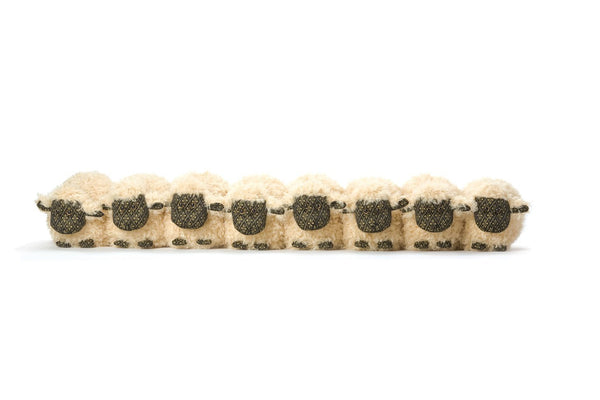 Flock of Sheep Draught Excluder by Dora Design