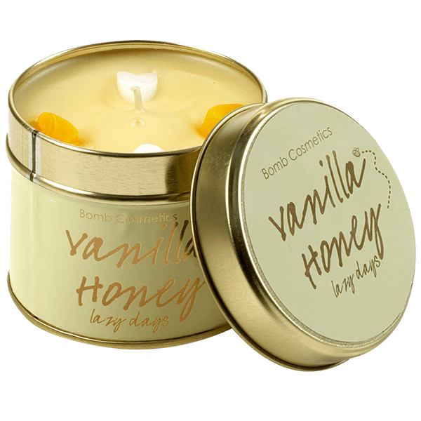 Vanilla Honey Scented Candle
