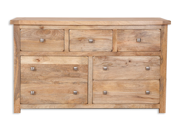 Wide Chest of Drawers