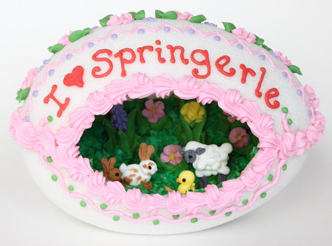 Easter is coming to I Love Springerle