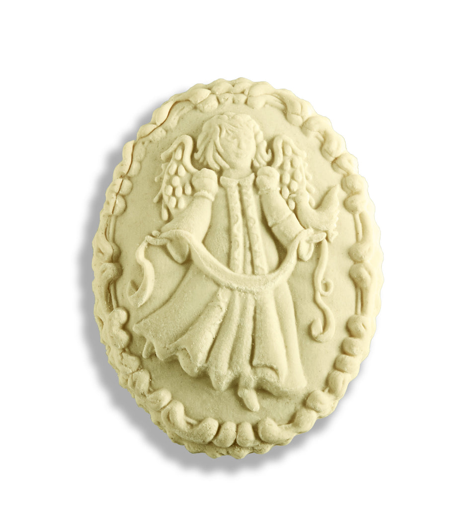 Angelica Springerle Cookie Mold