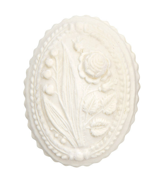 """Lily of the Valley w/Rose"" ~ Springerle Cookie Mold"