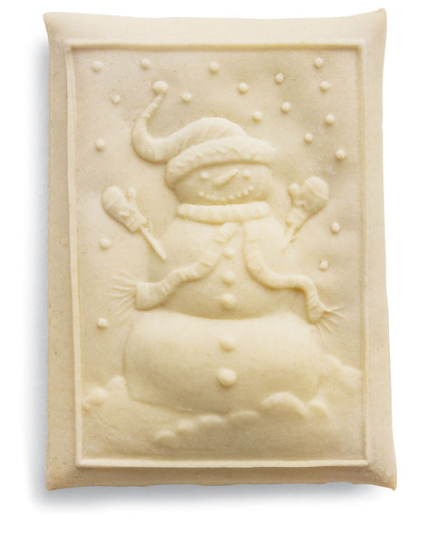 """Frosty"" ~ Springerle Cookie Mold"