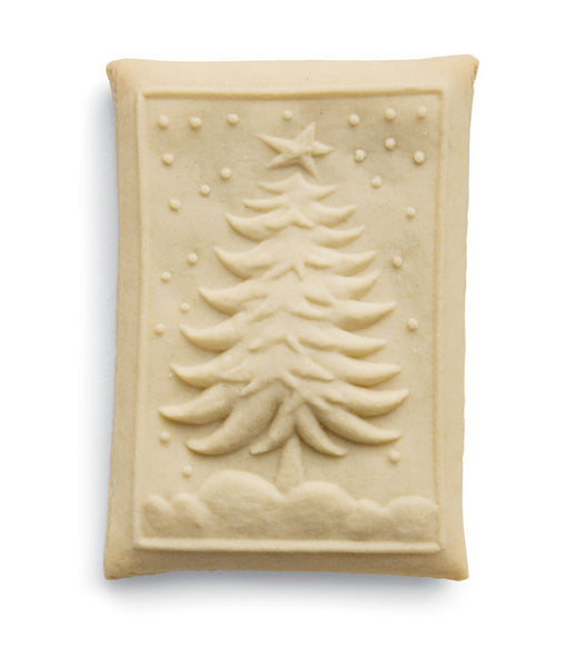"""Frosty's Tree"" ~ Springerle Cookie Mold"