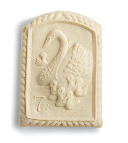 """12 Days of Christmas"" ~ Springerle Cookie Molds FULL SET and Cutter"