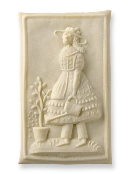 """Watering the Garden"" ~ Springerle Cookie Mold"