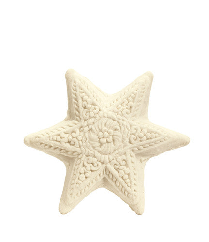 """Six Pointed Star"" ~ Springerle Cookie Mold"