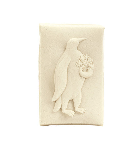 """Penguin"" ~ Springerle Cookie Mold"
