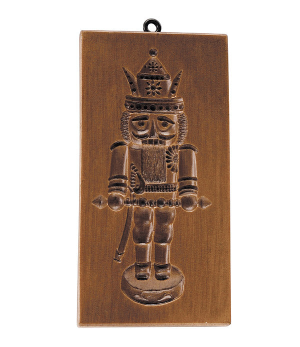 """Classic Nutcracker"" ~ Springerle Cookie Mold"