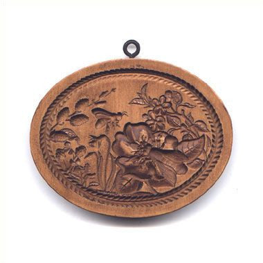 """Four Seasons SPRING"" ~ Springerle Cookie Mold"