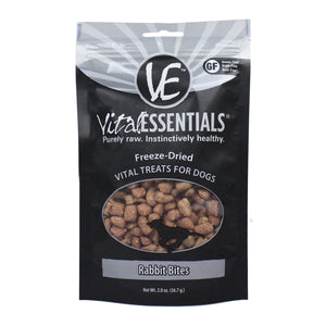 Vital Essentials Freeze-dried Rabbit Bites