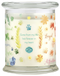Pet House candles are hand-poured, and made from 100% natural, dye-free soy wax. Comes in an 8.5 oz. glass jar.  Fragrance profile is a light and comforting blend of floral and citrus notes balanced with a hint of honey and vanilla.