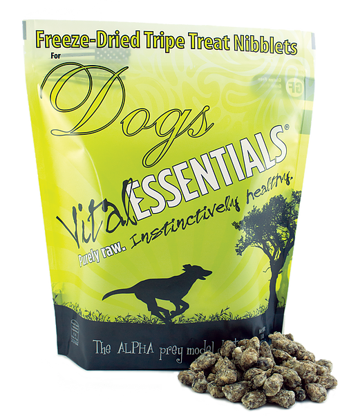 Vital Essentials Freeze-dried Beef Tripe Nibblets