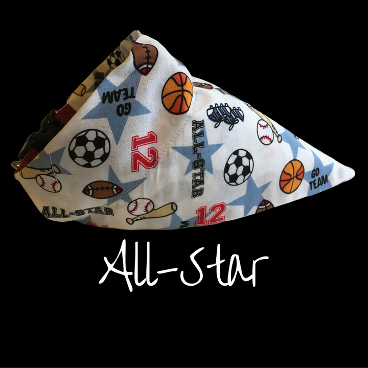All-Star-Dog Bandana - Dogs Dig It