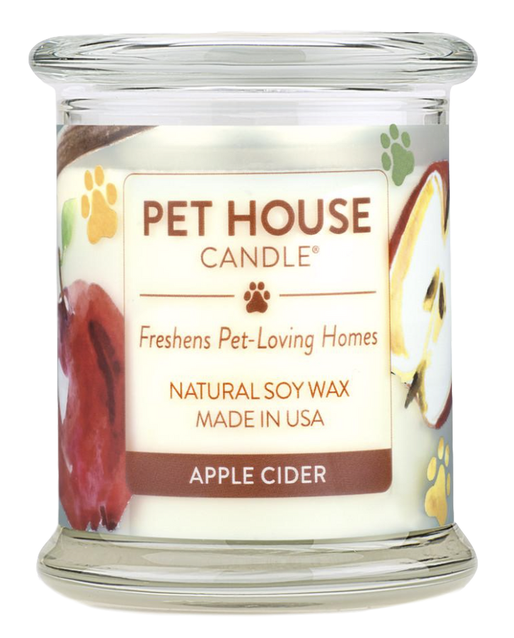 Pet House Apple Cider Candle