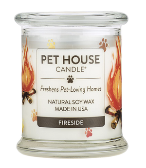 Pet House Fireside Candle