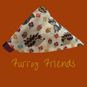 Furry Friends-Dog Bandana - Dogs Dig It