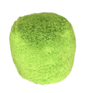 Fuzzies! Green Fuzz Ball - Dogs Dig It