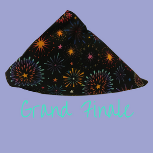 Grand Finale-Dog Bandana - Dogs Dig It