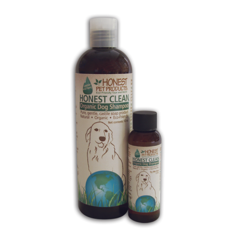 Honest Pet Products Honest Clean Dog Shampoo