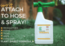Cedarcide Yardsafe is a safe and effective way to keep your yard free of unwanted pests.
