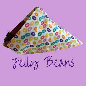 Jelly Beans-Dog Bandana - Dogs Dig It