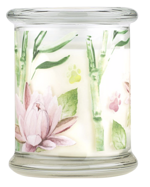 Pet House Bamboo Watermint Candle