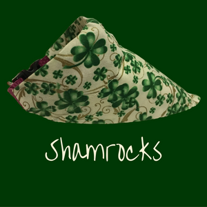 Shamrocks-Dog Bandana - Dogs Dig It