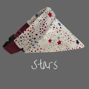 Stars-Dog Bandana - Dogs Dig It