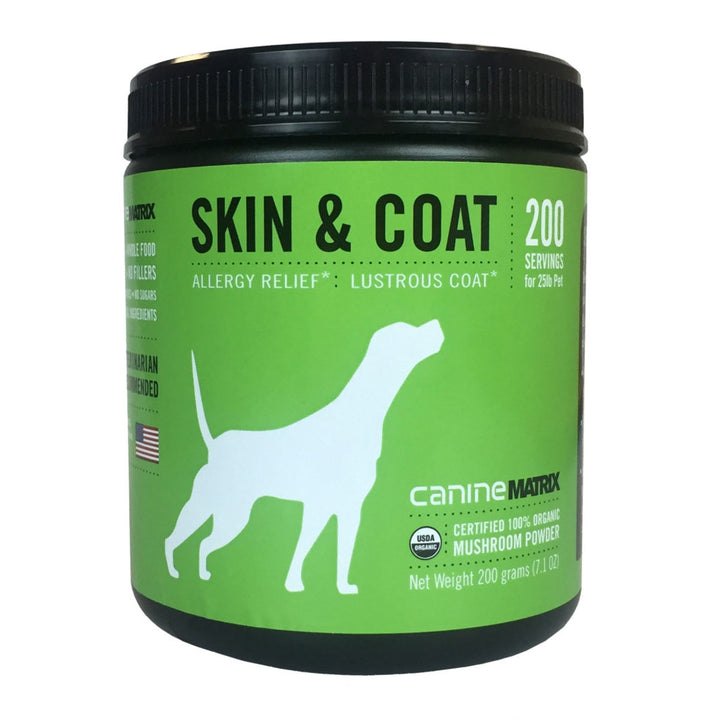 Skin & Coat Canine Matrix