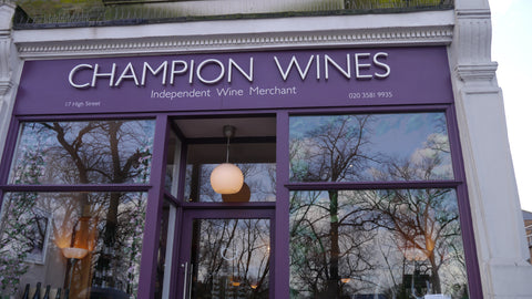 An update from Champion Wines