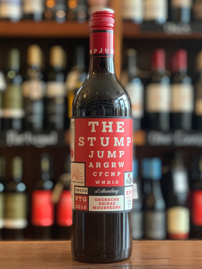 d'Arenberg 'The Stump Jump' GSM, McLaren Vale