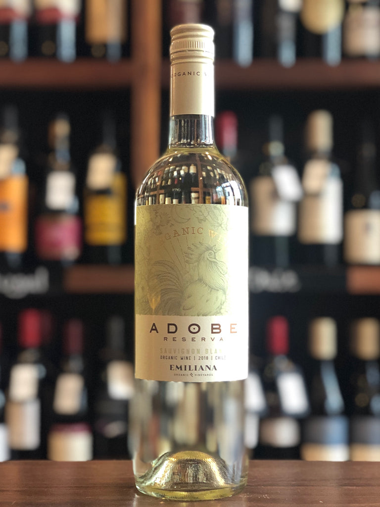 Adobe Sauvignon Blanc, Casablanca Valley