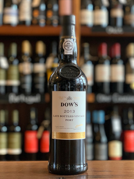 Dow's LBV Port, Porto, Portugal