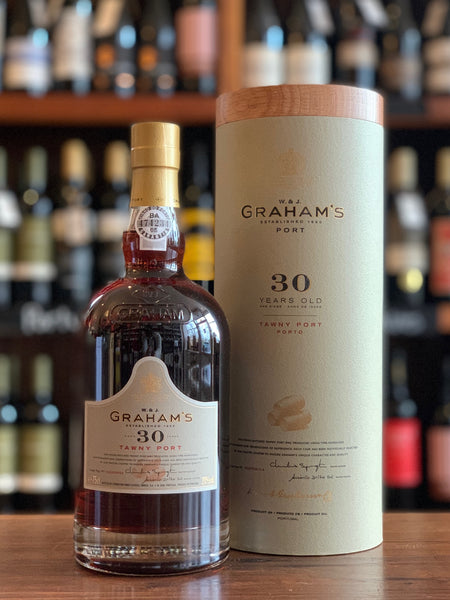 Graham's 30yr Tawny Port, Porto, Portugal