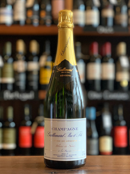 Gallimard Pere & Fils Blanc de Noirs, Riceys, Champagne