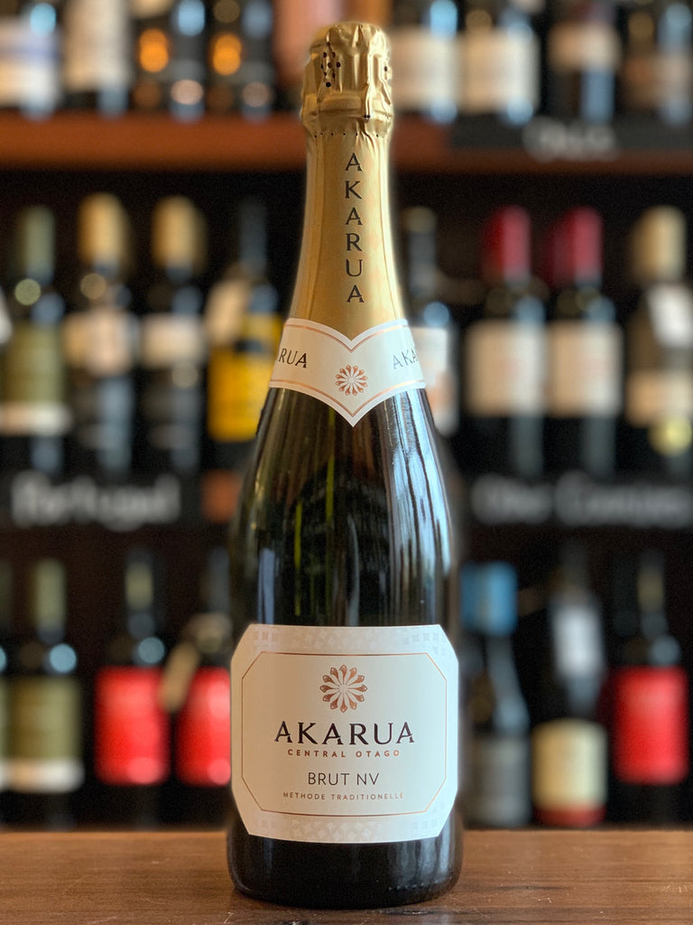 Akarua Brut, Central Otago, New Zealand