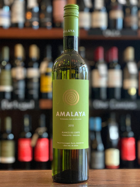 Amalaya Torrontes/Riesling, Calchaqui Valley