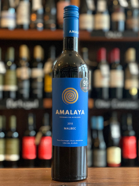 Amalaya Malbec, Calchaqui Valley