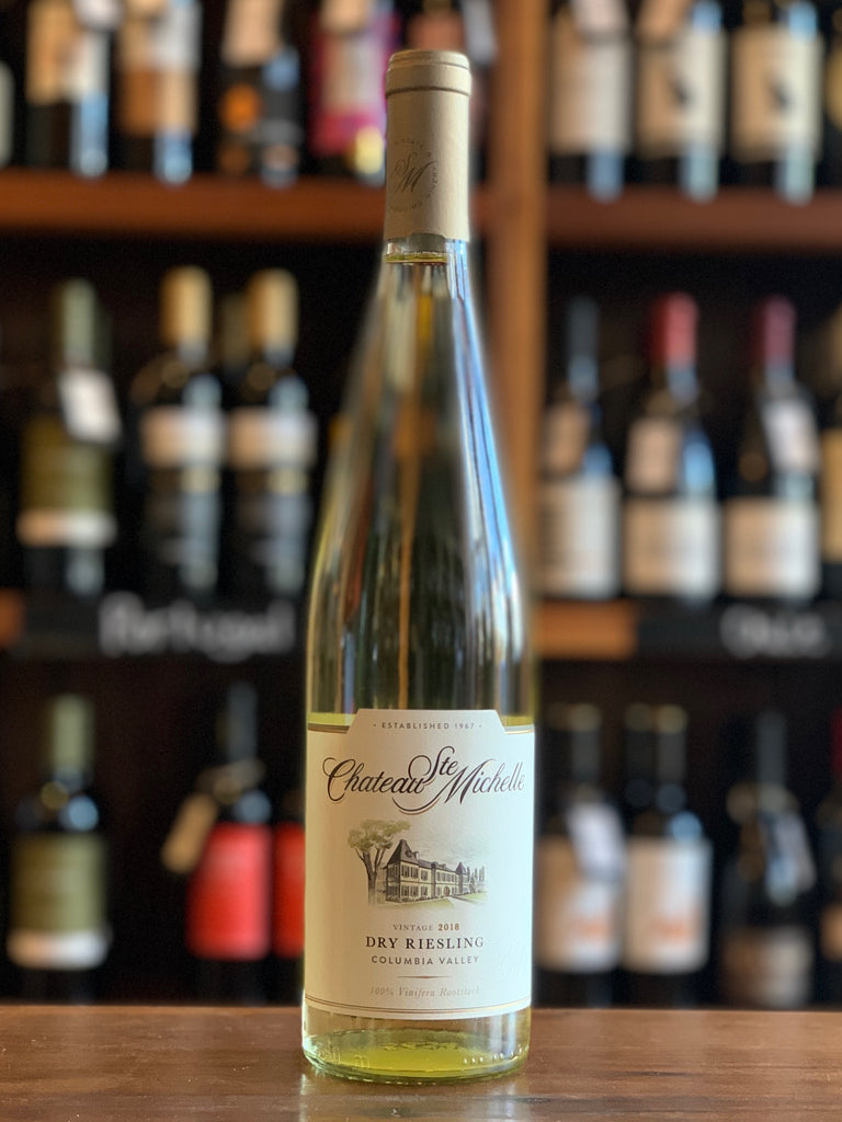 Chateau Ste Michelle Riesling, Columbia Valley