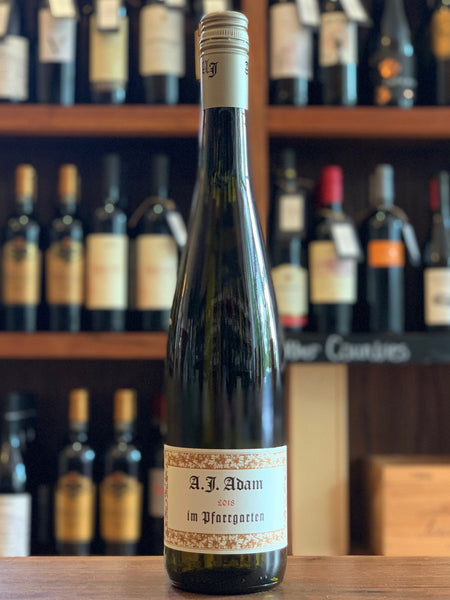 A.J. Adam Riesling Feinherb, Mosel, Germany