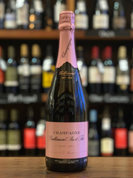 Gallimard Pere & Fils Brut Rosé, Riceys, Champagne