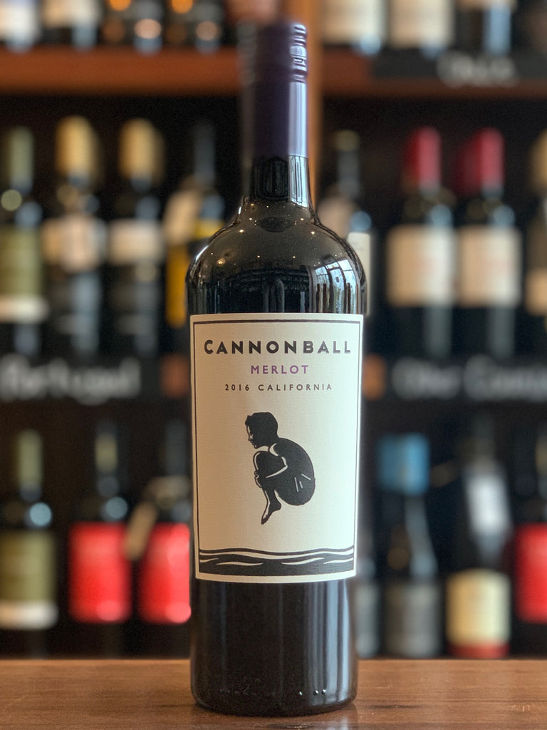 Cannonball Merlot, California