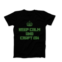 Keep Calm Minecraft